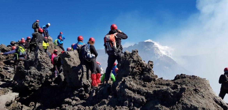 Trekking nel Parco Regionale dell'Etna