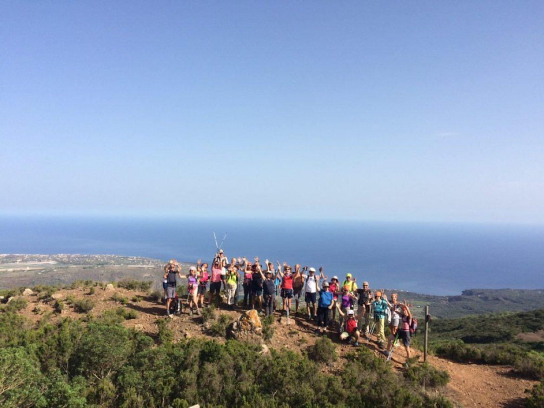 Riprendono i trekking settimanali